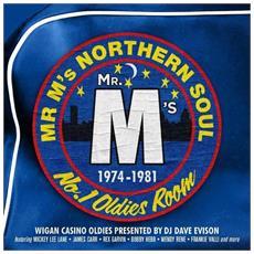 Mr M'S - Wigan Casino Northern Soul Oldies Room 1974-1981 (3 Cd)