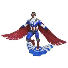 Marvel Gallery Captain America S Wilson Statua