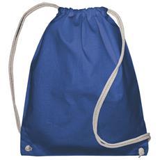 Jassz Sacca A Spalla (taglia Unica) (blu Reale)