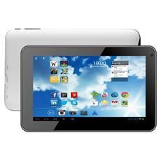 "Tablet Tad Bianco 7"" Dual Core RAM 1 GBGB Memoria 8 GB +Slot MicroSD Wi-Fi Android -"