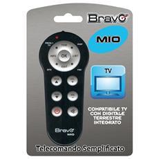 Telecomando Univ. Tv -mio-