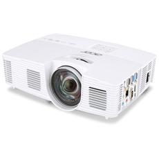 Proiettore S1283E DLP 3D XGA 3100 ANSI lm Rapporto di Contrasto 13000:1 USB VGA