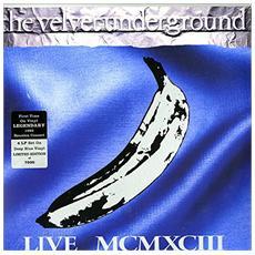 Velvet Underground (The) - Live Mcmxcii (4 Lp)