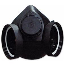 Maschera di Protezione Antigas mod. Polimask / 100 senza Filtro