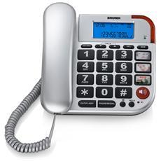 Telefono da Tavolo con Tasti Grandi + SOS