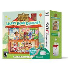 N3DS - Animal Crossing: Happy Home Designer + Lettore di prossimità NFC