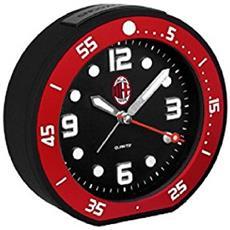 Ja6015mi1-orologio Con Sveglia-sveglia Jm La6015mi1 Quarzo Milan Mov. Cont.