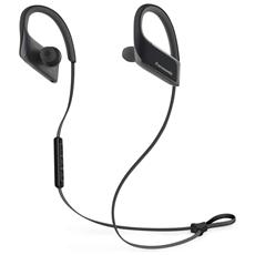 Auricolare Sport Wireless RP-BTS30 Bluetooth colore Nero 926383eebe79