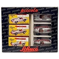 1196 Mercedes Piccolo Conf. 3 Pezzi Modellino