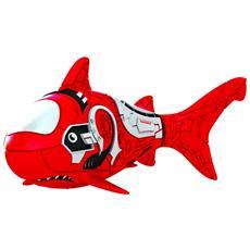 Robo Fish Squalo Rosso Giocattolo Per Bambini 36 Mesi