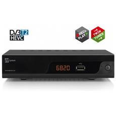 Ricevitore Digitale Terrestre HD TS6820 DVBT / T2 Supporto HEVC