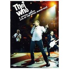 Dvd Who (the) - Live At The Royal Alb. H.