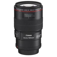 CANON - Obiettivo Macro EF 100 mm f / 2.8L IS USM