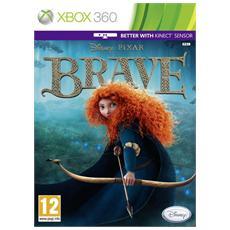 X360 - Ribelle - Brave: The Video Game (Compatibile con Kinect)