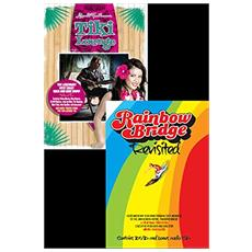 Merrell Fankhauser - Rainbow Bridge Revisted / Tiki Lounge Vol 2 (2 Dvd)