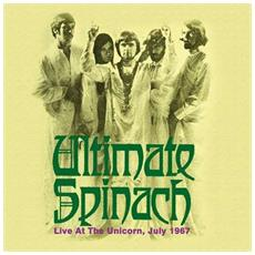 Ultimate Spinach - Live At The Unicorn