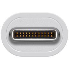 66255 USB-C RJ-45 Bianco cavo di interfaccia e adattatore