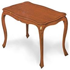 Tavolino In Legno Da 78x42x45h