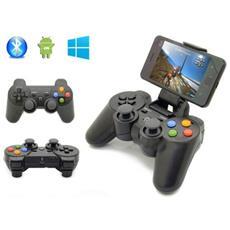 Controller Joystick Bluetooth Android Gamepad Pc Smartphone Joypad Tab Tv Senza Fili Wireless