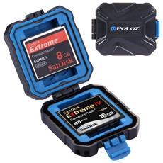 Custodia Box Per 9 Schede Di Memoria Memory Card Case Cf Tf Xqd Sd