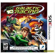 N3DS - Ben 10 Galactic Racing
