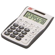 pz. 1 Calcolatrice da tavolo 5Star MD-9859A - MD-9859A