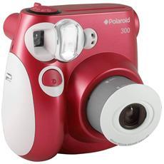 POLAROID - PIC-300 Fotocamera Istantanea colore Rosso