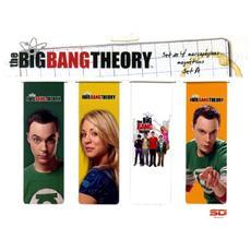 Big Bang Theory Magnetic Bookmark -a- Segnalibro