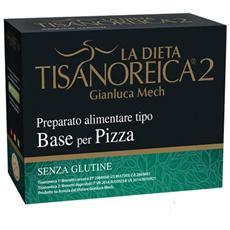 Tisanoreica 2 Base Per Pizza 4 Preparati