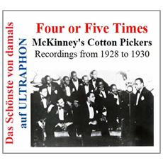 Mckinney'S Cotton Pickers - Four Or Five Times