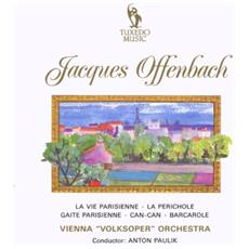 Offenbach : Instrumental Suite From - Offenbach : Instrumental Suite From