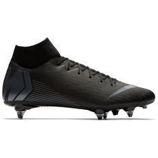 3f39da5f7572f9 NIKE - Scarpe Calcio Nike Mercurial Superfly Vi Academy Sg Pro Stealth Ops  Pack - Taglia: 41 - Colore: Nero