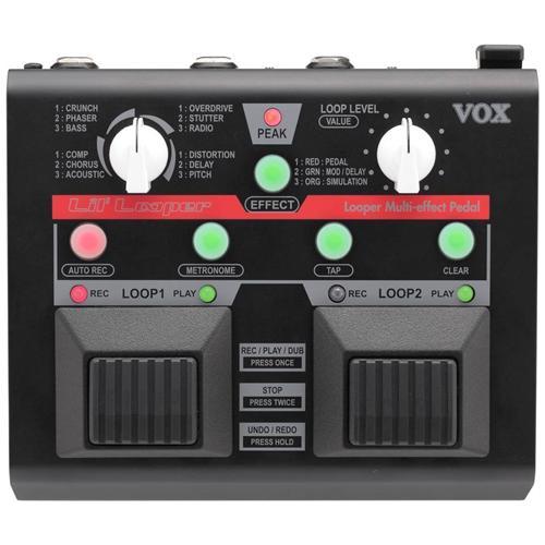 Vox Pedale Looper Multieffetto