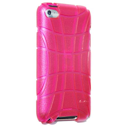 Hard Candy Cases Street Skin iPod Touch 4G Case Cover Rosa