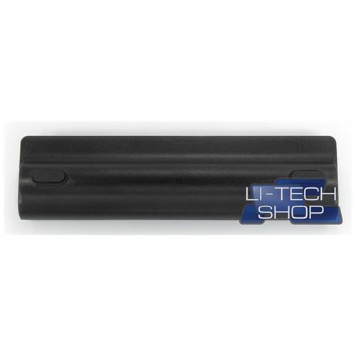 LI-TECH Batteria Notebook compatibile 9 celle per HP PAVILION DV32030EI nero computer