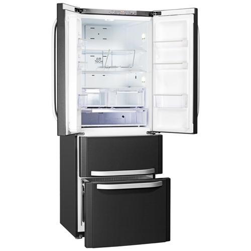 Hotpoint ariston frigorifero combinato 4 porte e4d aa b c for Frigorifero side by side 4 porte