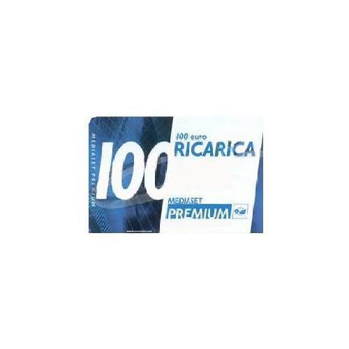 MEDIASET PREMIUM Ricarica Mediaset Premium da 100 €