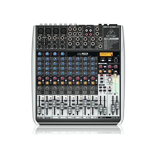 BEHRINGER Qx1622Usb Dj Console