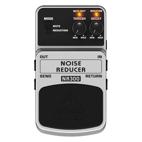 BEHRINGER Pedale Effetto Noise Reducer Per Chitarra Nr300