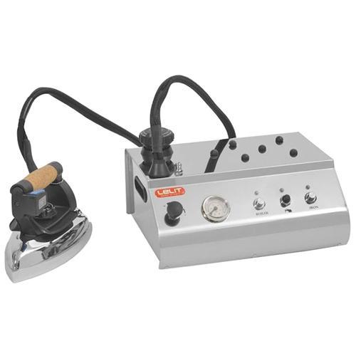 LELIT PS326 Ferro da Stiro con Caldaia Potenza 1000 Watt Colore Bianco