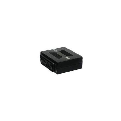 WENTRONIC AVK 604 Scart Scart Nero cavo di interfaccia e adattatore