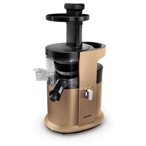 PHILIPS HR1883/31 Avance Collection Slow Juicer Estrattore di Succo con Funzione Sorbetto