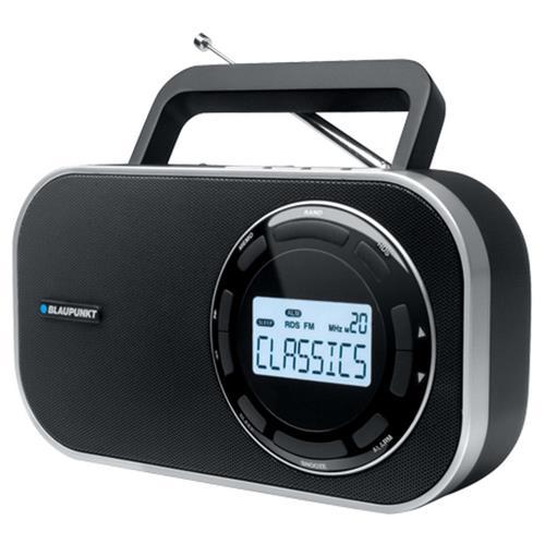 """BLAUPUNKT BTD-7000, Portatile, Digitale, FM, MW, 0,800W, 7,62 cm (3"""") , LCD"""