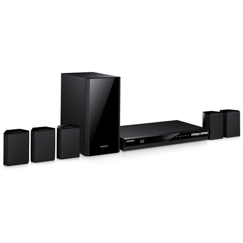 Home Theatre 3D HT-F4500 Blu-Ray Dolby 5.1 Potenza 500 Watt DLNA