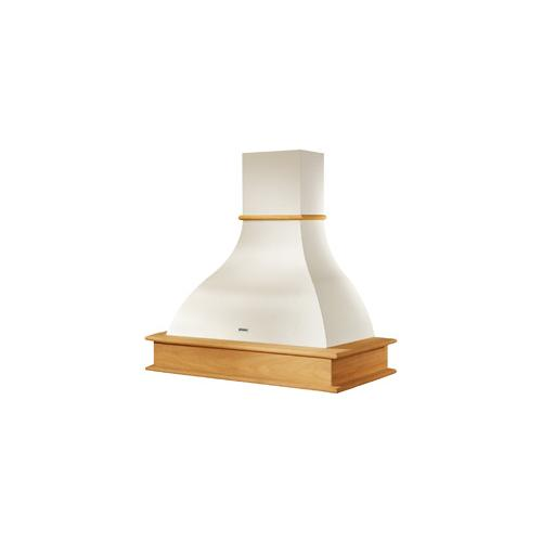 Faber - Cappa ad Angolo West Angolo Finitura Bianco SC da 100x100cm ...