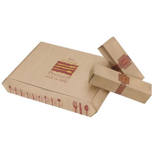 Pintinox Servizio Posate Spaten 75 Pezzi Con Bauletto In Cartone
