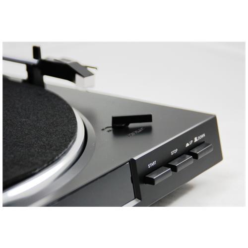DUAL DT 210 USB, AC, 230V, 50 Hz, Nero, 360 x 348 x 95 mm, 2,75 kg