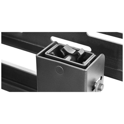 NEC PD02VW QR 46 55 L, 200 x 200,700 x 400 mm, Nero, UL