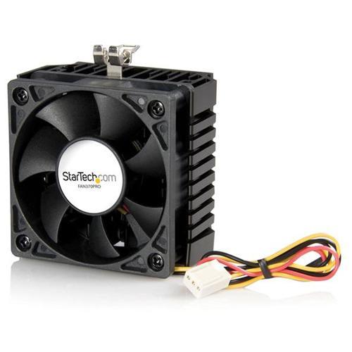 STARTECH.COM Ventola CPU Socket 7/370 65x60x45mm con dissipatore e connettore TX3