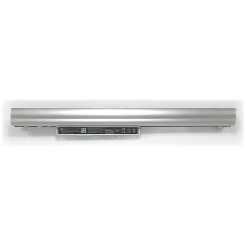 LI-TECH Batteria Notebook compatibile 2600mAh SILVER ARGENTO per HP PAVILLON 15-N024ES pila